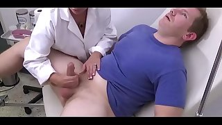 Real prostat exam by MILF doctor ----> not be shy, come here for free gift www.sweetdreams69.site