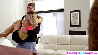 Daddys Lil Angel - He Fucks My Tight Ass And I String up It! S1:E7