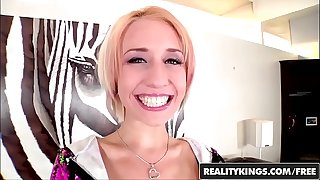 First Time Auditions - (Proxy Paige, Ramon Nomar) - The Good Stuff - Reality Kings